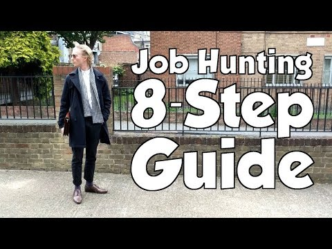 How To Get A Job In London | 8-Step Guide