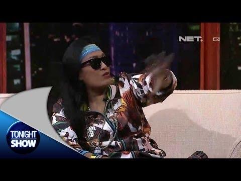 Tonight Show - Ciri khas musisi Renny Djayusman