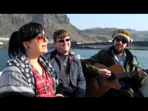 The Hazey Janes - Return Of The Grievous Angel (Easdale Island Edit)