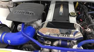 Ford Escort RS Cosworth   Bradley James Classics
