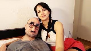Хохлушки выходят замуж за старых немцев