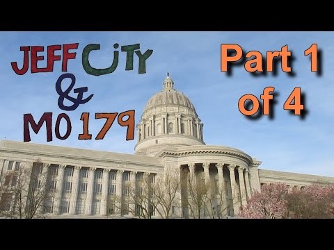 Jefferson City & MO Route 179 | 1 of 4 | Columbia to Jefferson City
