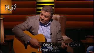 ŽUTI PRSLUCI ceo song - Mićko, Voja, Draža (PLjiŽ S02 E10 - 07.12.2018.)