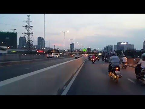 Cầu Saigon Bridge VietNam