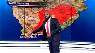 SA Weather | Monday, 28 October 2019 | #SABCWeather