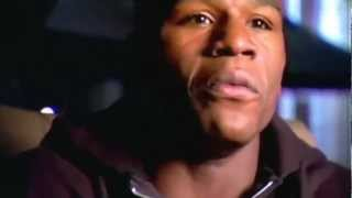 Mayweather Verbal Assault on De La Hoya
