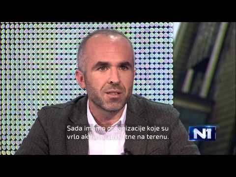 """TV Debate Balkans in Europe """"The Role of the Civil Society in the EU Enlargement of the Balkans? -12"""