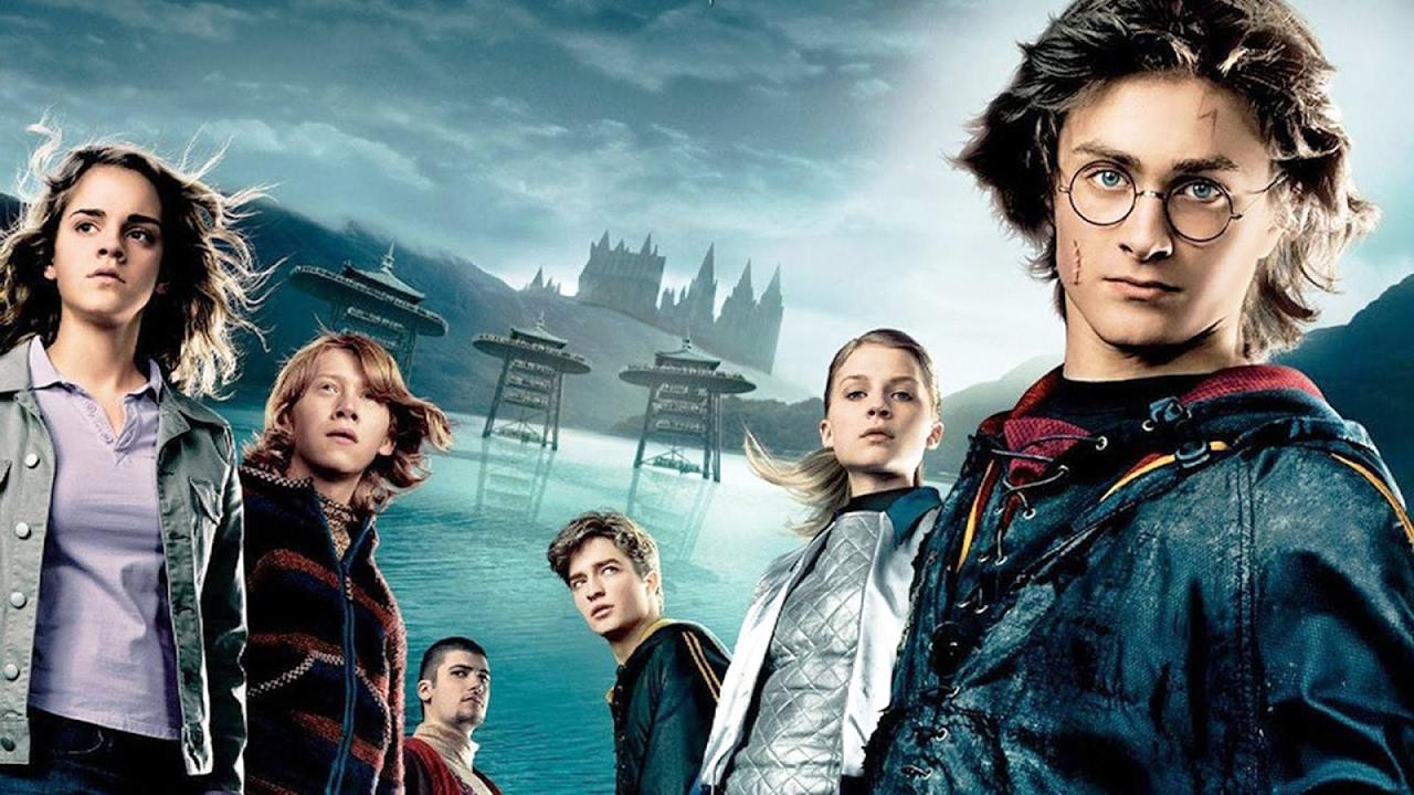 Harry Potter y el Cáliz de Fuego (Trailer español) - YouTube