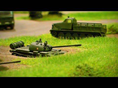 Miniatur Modellbahn Dresden - NVA/ Army Highlight