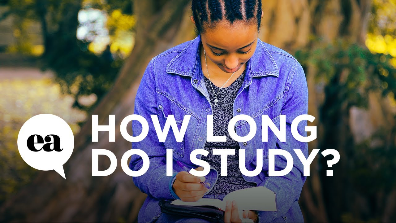 How Long Do I Study? | How to Study the Bible with Joyce Meyer