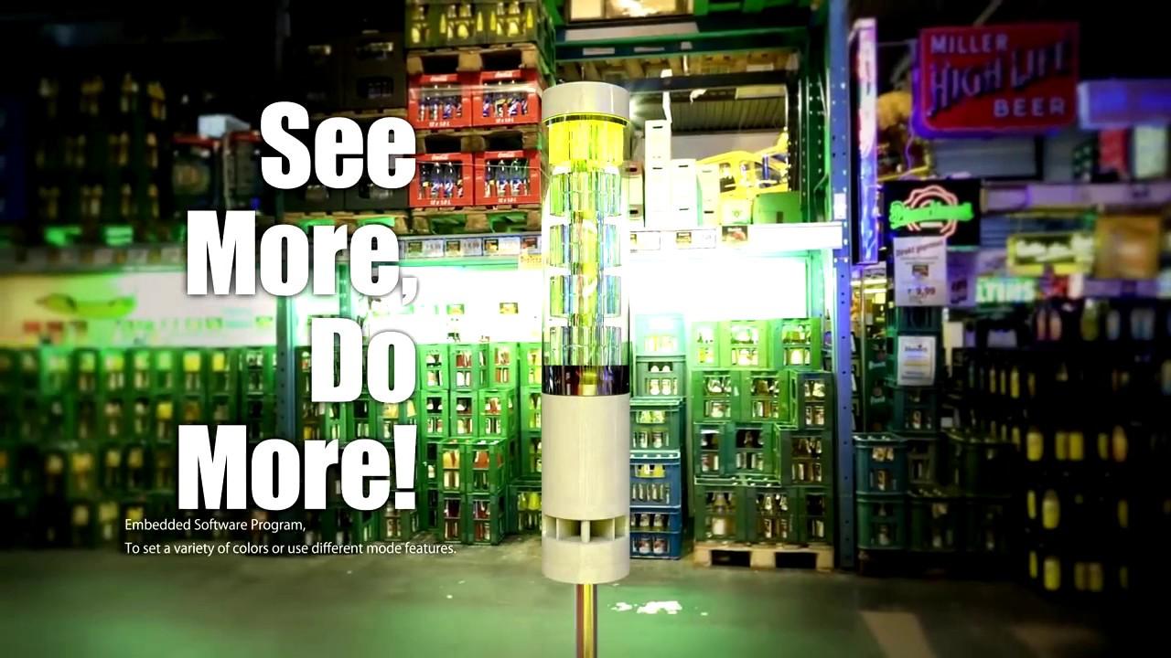 Download PATLITE- The LA6 Intelligent Signal Tower