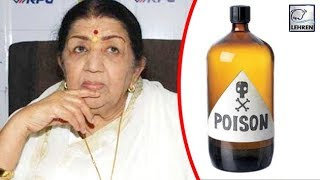 When Lata Mangeshkar Was Given Slow POISON By Someone