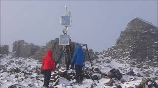 Ben Nevis NCAS Weather Station Project