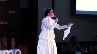 Cuando la marinera adquiere alma propia y salva vidas | Milagros Lopez Loli | TEDxLima
