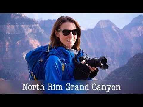 Off the Grid Camping Adventure at Grand Canyon North Rim