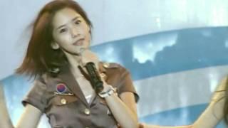 Cameraman loved Yoona , SNSD - Way to go Jul11.2009 GIRLS' GENERATION  720p HD