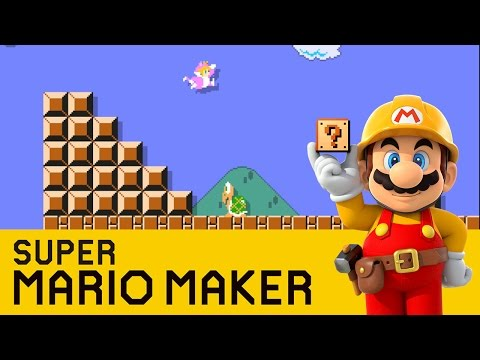 Download video: Super Mario Maker - Easy Peachy