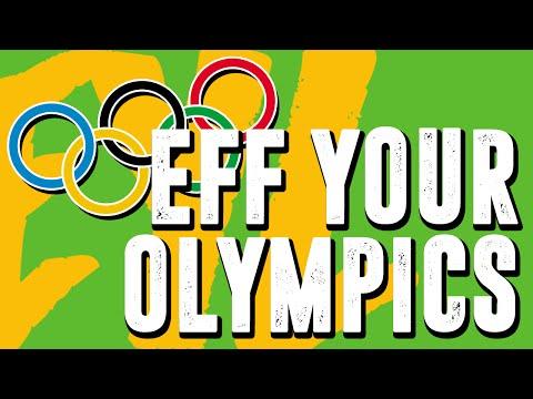Eff Your Life Radio: Eff Your Olympics