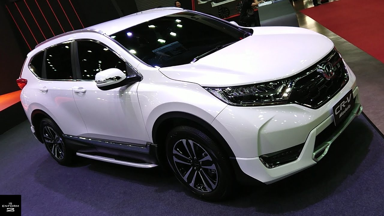 พาชม 2019 Honda CRV 2.4 E Modulo ภายนอก ภายใน #1