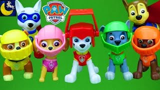 NEW Paw Patrol Mission Quest Knight Chase Marshall Skye Zuma Rubble & Apollo Pup Mobile Vehicle Toys