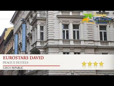 Eurostars David - Prague Hotels, Czech Republic