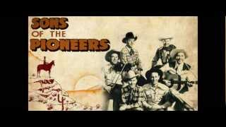 Sons of the Pioneers - Out California Way YouTube Videos