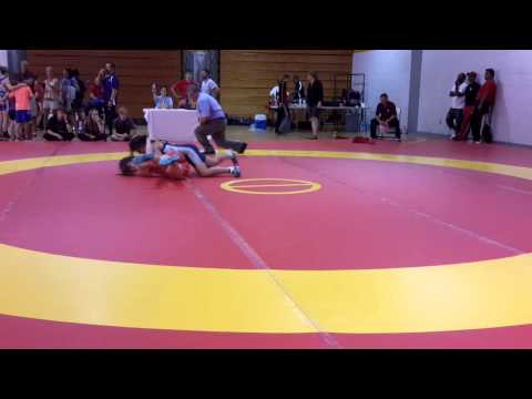 2014 Canada Cup: 63 kg Nicole Roach (CAN) vs. Breanne Graham (CAN)