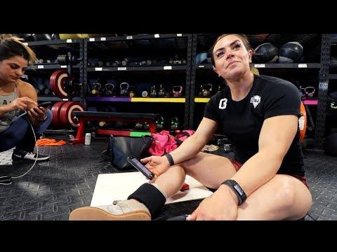 BRAND NEW MAN LUKE COMBS WORKOUT (Vlog #54)