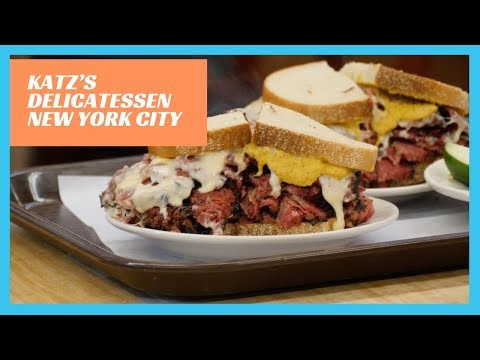 Katz's Delicatessen New York City Live Up To The Hype?