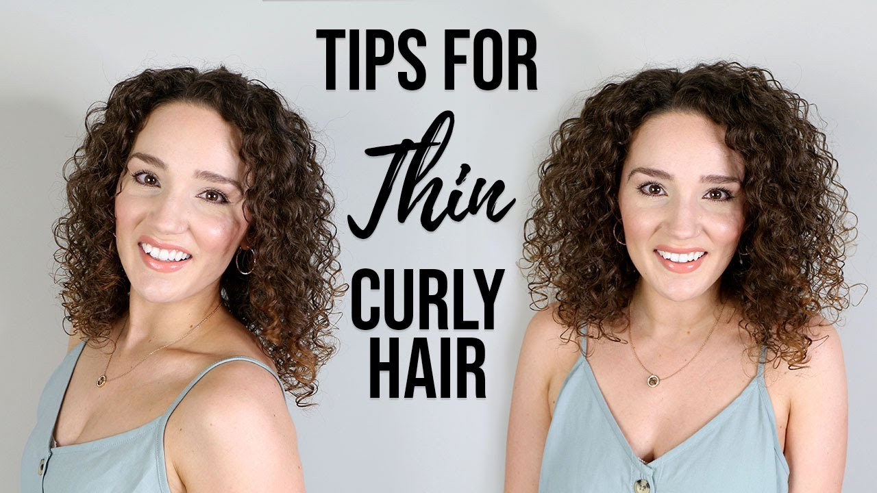 Tips For Low Density Thin Curls And Fine Hair Wash Day Routine Gena Marie