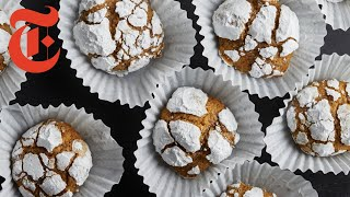 Dirty Chai Earthquake Cookies | NYT Cooking