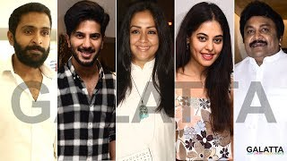 Jyothika, Dulquer Salman & Bindhu Madavi dazzle at the launch of a multi designer concept store