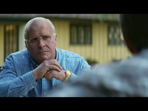 "Christian Bale as Dick Cheney: Vice - ""That Sounds Good"" Clip"