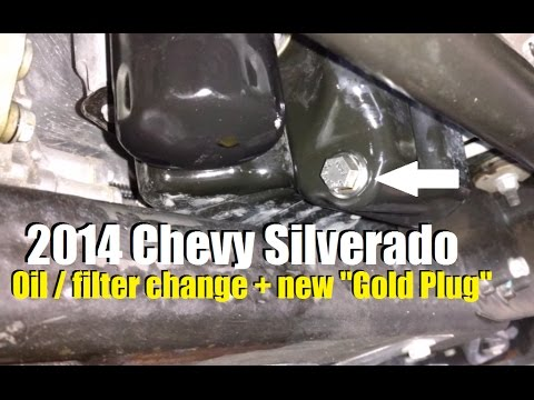 2014 silverado v6 oil capacity