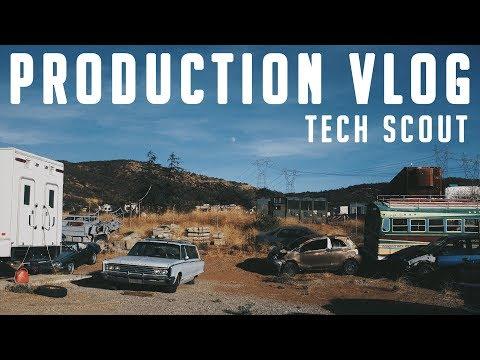Production Vlog: Tech Scout