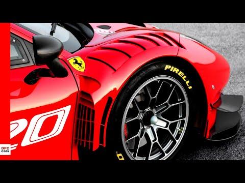 2020 Ferrari 488 Gt3 Evo Youtube