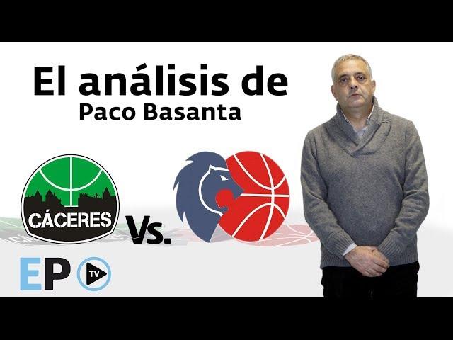 """""""El Cáceres juega con más intensidad y con más confianza en su cancha"""""""