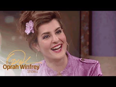 Nia Vardalos Reveals a Celebrity Crush  The Oprah Winfrey   Oprah Winfrey Network