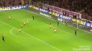 Galatasaray-Osmanlıspor Maçın Özeti HD