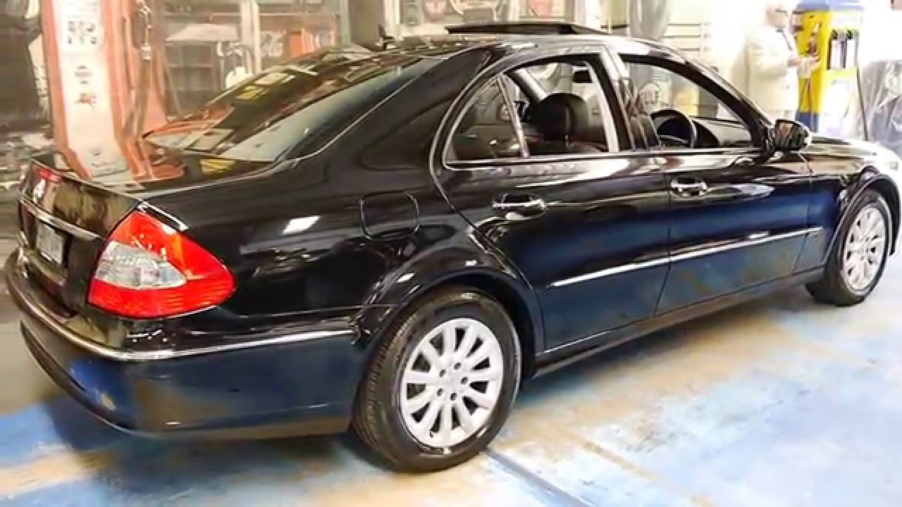 2008 mercedes benz e350 elegance w211 youtube for Mercedes benz e 350 2008