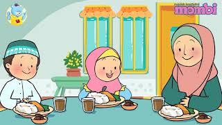 Cerita Anak - Yuk, Kita Baca Niat Puasa Ramadhan!