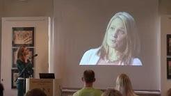 """Anu Laitila ja Ilmi Villacis """"Laste lugemisharjumuste edendamisest Soome Lugemiskeskuses"""""""