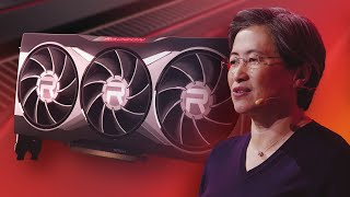 Everything AMD revealed at its RX 6000 series event in 8 minutes (supercut)