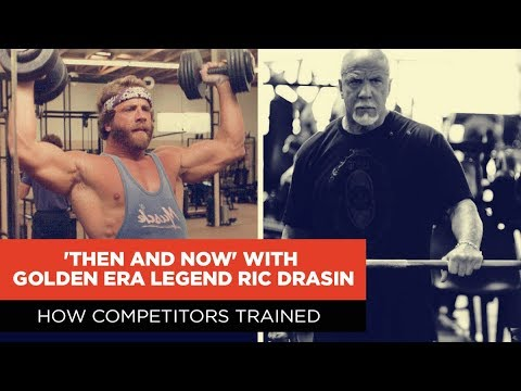 'Then & Now' with Ric Drasin - EP. 6 How Competitors Trained - 동영상