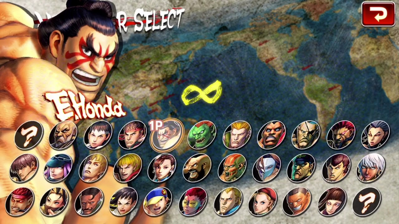 Street Fighter X Tekken (Xbox 360, PS3) - Android mobile ...