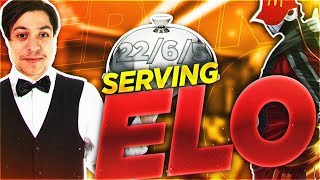 LL STYLISH | SERVING ELO WITH MCDONALD ZED SKIN