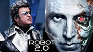 सुपरस्टार रजनीकांत के 2.0 में अक्षय कुमार नजर आएंगे विलेन के किरदार में,देखिए
