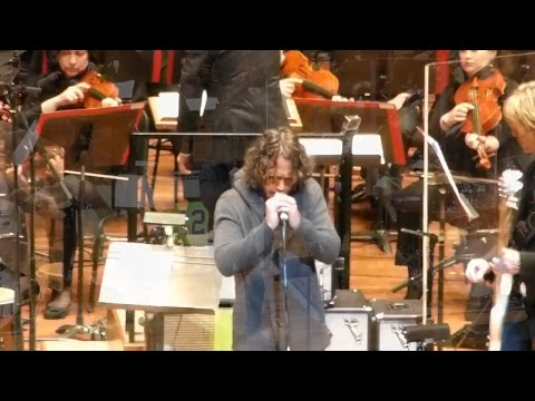 "Mad Season   ""Long Gone Day"" with the Seattle Symphony Ochestra 1-30-15"