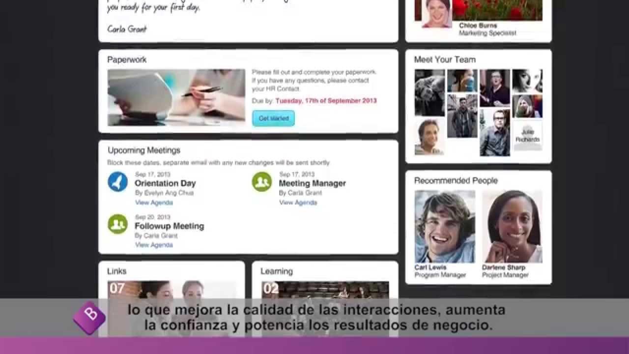 BAITCON | El modulo de nuevos empleados de SuccessFactors ...