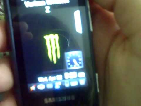 glitches with the samsung glyde
